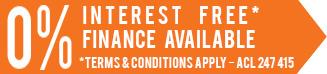 Interest Free Finanace at Sharp Auto Care