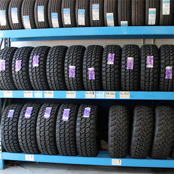 We stock a huge range of tyre treads and wheels for your vehicle