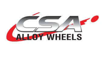 CSA Alloy Wheels logo