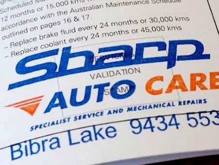 Vehicle logbook servicing