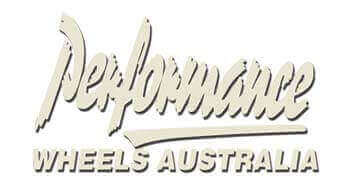 Performance Wheels Australia logo