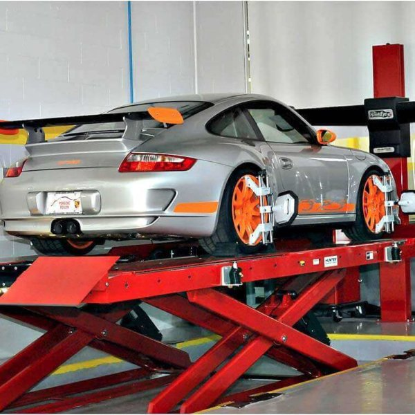 Wheel alignment in Bibra Lake