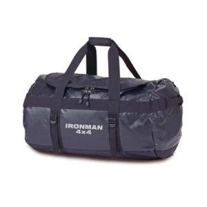 65 Litre waterproof explorer duffle bag for travel - Ironman 4x4