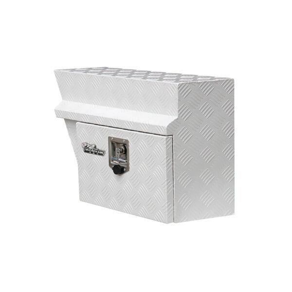 Aluminium under tray box left-hand-side - Ironman 4x4