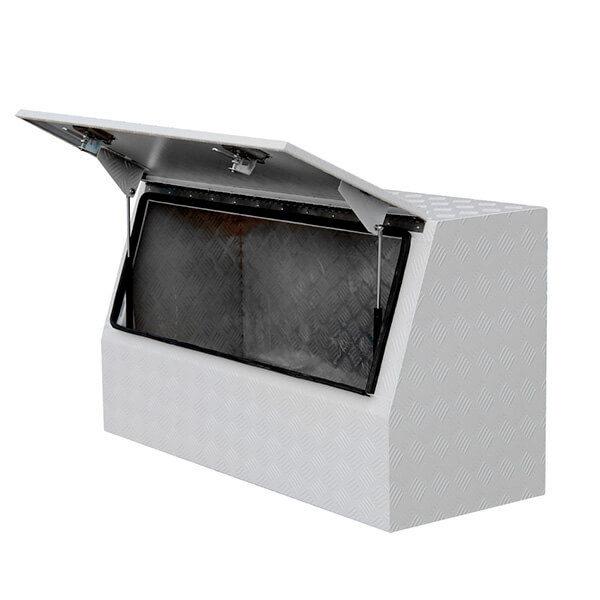 Alloy truck box - 1210mm x 500mm x 680mm
