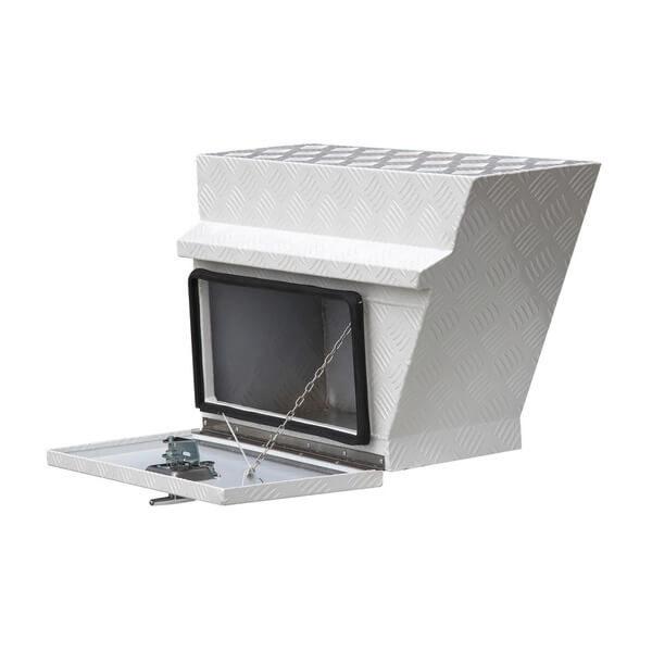 Aluminium under tray box right-hand-side - Ironman 4x4