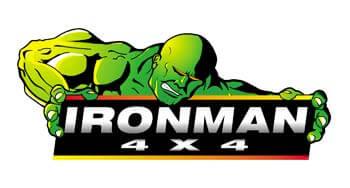 Ironman 4x4 logo