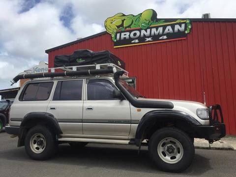 Snorkel for Toyota Landcruiser 80 Series 1990-1998 - Ironman 4x4